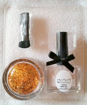 GDCOCO Set Klar/Bronze