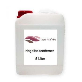 Nagellackentferner 5L Kanister