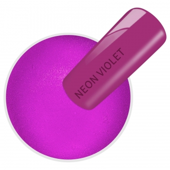 Acryl Dipping Powder neon violet